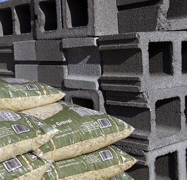 Concrete Blocks and Supplies