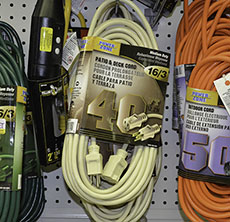 Household Electrical Supplies