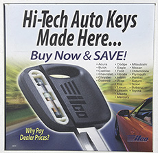 Hi-Tech Auto Keys