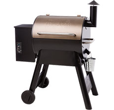 Traeger Pro Series 22 Grill Bronze