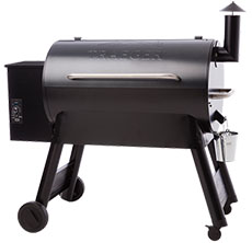 Traeger Pro Series 34 Grill Blue