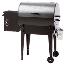 Traeger Tailgater Grill Silver