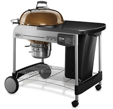 Performer Deluxe 22 Charcoal Grill